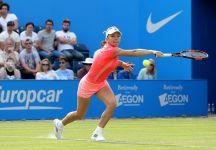 WTA Birmingham: Risultati Live Quarti di Finale. Live dettagliato. Fuori Halep e Suarez Navarro
