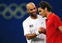"""Roger Federer raggiungerà Jimmy Connors per numero di titoli? James Blake """"""""Amo Federer, è il migliore di tutti i tempi, ma sarà molto difficile per lui vincere almeno 14 titoli"""""""