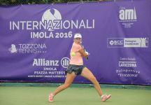 ITF Imola: Il resoconto dei quarti di finale