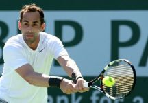 Bobby Reynolds ad Indian Wells ha conquistato i punti importanti