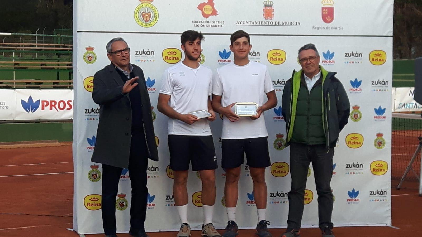 Francesco Passaro sfiora il primo titolo nel circuito ITF Senior in doppio