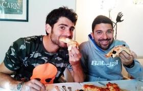 Simone Bolelli e Giancarlo Petrazzuolo