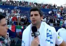 Davis Cup – Argentina vs Italia: Parlano Fabio Fognini e Simone Bolelli dopo il bel successo in doppio
