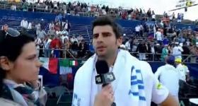 Simone Bolelli decisivo insieme a Fabio Fognini nel doppio in Argentina vs Italia