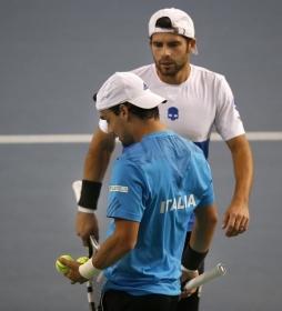 Fabio Fognini e Simone Bolelli entrati nella storia del tennis italiano dopo la vittoria a Melbourne
