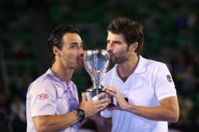 Fabio Fognini e Simone Bolelli giocheranno il prossimo torneo di doppio ad Indian Wells