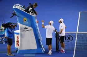 Fabio Fognini e Simone Bolelli entrati nella storia del tennis italiano