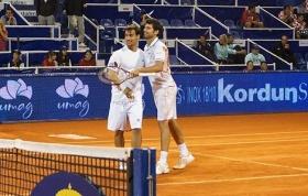 Fabio Fognini e Simone Bolelli vincitori a Buenos Aires in doppio