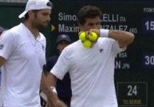 Wimbledon: Doppio. Si ferma in semifinale il cammino di Simone Bolelli