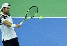 ATP Metz: Simone Bolelli non capitalizza un match point ed è costretto a cedere allo spagnolo Marcel Granollers in tre set
