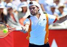 ATP Monaco di Baviera: Entry list. Simone Bolelli fuori di nove posti