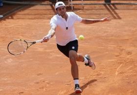 Simone Bolelli classe 1985, al momento al n.111 ATP