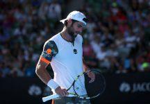 Bolelli sconfitto in due set dallo spagnolo Bautista Agut nel primo turno dell'Atp di Dubai