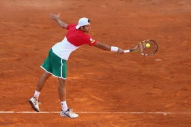 Simone Bolelli classe 1985, n.60 ATP