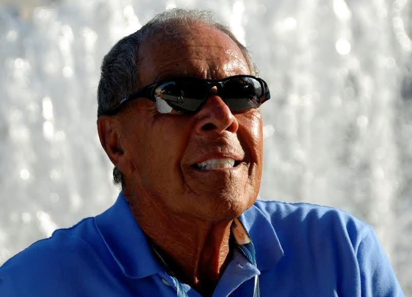 """Nick Bollettieri, 85 anni, è proprietario e fondatore della """"Nick Bollettieri Tennis Academy"""" in Florida; ha allenato 12 numeri 1 al mondo tra cui Agassi, Sampras, Sharapova e le sorelle Williams"""