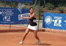 Italiane nei tornei ITF (Escluso Torino): I Risultati delle azzurre. Annalisa Bona sconfitta in finale in Romania
