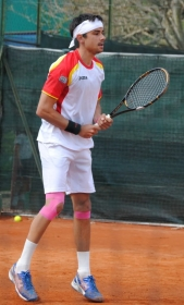 Francesco Borgo classe 1985, n.1279 ATP