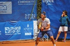 Marco Bortolotti nella foto