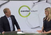 Eugenie Bouchard fa il suo debutto televisivo come commentatrice