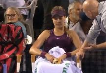 Eugenie Bouchard spronata dal suo coach (VIDEO)