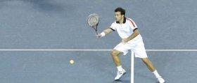 Daniele Bracciali sconfitto nella finale del torneo di doppio a Mosca