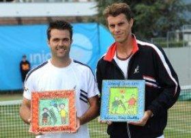 Daniele Bracciali e Frantisek Cermak fuori al secondo turno di Wimbledon