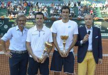Challenger Genova: Doppio. Successo di Daniele Bracciali e Potito Starace