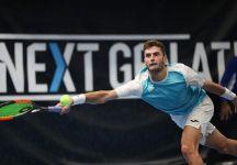 Qualificazioni Next Gen ATP Finals: Raul Brancaccio liquida Enrico Dalla Valle in tre set