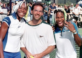 Serena Williams e l'incontro con Karsten Braasch