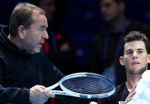 """Dominic Thiem parla della fine del rapporto con Gunter Bresnik dopo 16 anni: """"Gli devo tutta la mia carriera da tennista"""""""