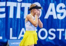 Katerina Siniakova perde da una tennista di 13 anni