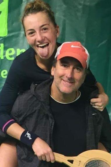 Georgia Brescia e Gonzalo Vitale, una lunga storia di tennis. Le ragioni della separazione ed una precisazione di Georgia sulla sua cittadinanza