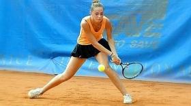 Georgia Brescia classe 1996, n.437 WTA