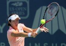WTA Guangzhou: Subito eliminata Alberta Brianti