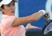 WTA Copenaghen: Il cammino di Alberta Brianti si infrange su Mona Barthel