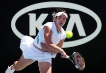 WTA Hobart: Bella vittoria di Alberta Brianti su Carla Suarez Navarro