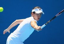WTA Kuala Lumpur: Male Alberta Brianti