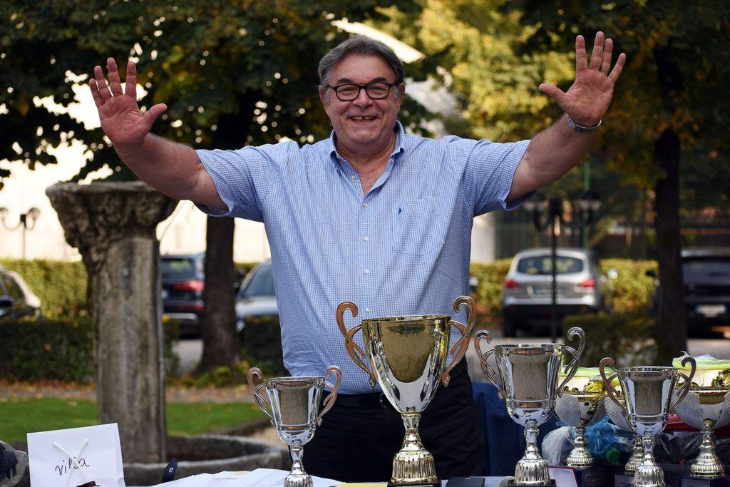 Marco Gerosa, deus ex machina del Master della Brianza, dà l'appuntamento al 2021, per la quarantesima edizione del circuito più longevo d'Italia (foto GAME)