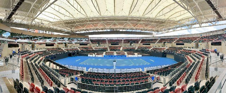 L'ATP Cup ed il torneo WTA Premier di Brisbane. Il Campo Centrale sarà solo del maschile fino al giovedì