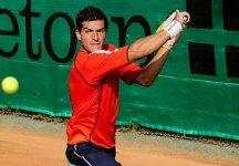 Challenger Sao Paulo: Termina nei quarti di finale il cammino di Alberto Brizzi