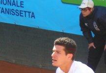 Challenger Santos: Alberto Brizzi centra il main draw