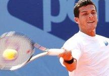 Challenger Blumenau: Nella prosecuzione del match Alberto Brizzi esce di scena in semifinale