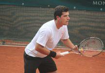 Challenger Santos: Alberto Brizzi si ferma all'esordio