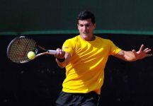 Challenger Meknes: Alberto Brizzi si ferma al secondo turno
