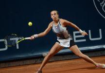 Lucia Bronzetti entra tra le prime 150 giocatrici del mondo per la prima volta in carriera