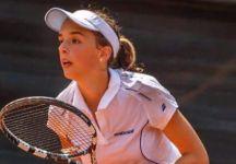 """Lucia Bronzetti: """"Il tennis è la mia grande casa"""". La giovane tennista italiana racconta la sua storia e la sua crescita tennistica."""