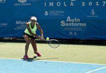 Giochi del Mediterraneo: Lucia Bronzetti sconfitta in semifinale