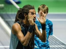 Dustin Brown (Credit Antonio Milesi).