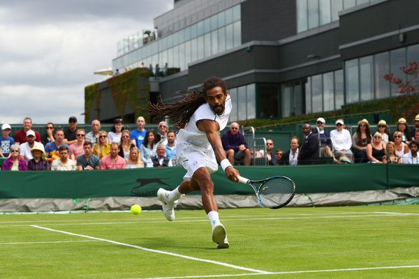 Dustin Brown nella foto