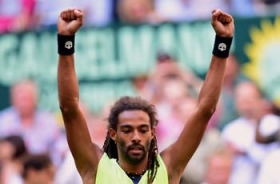 Nella foto Dustin Brown